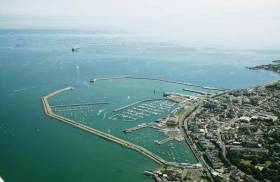 Dun Laoghaire Harbour on Dublin Bay: A meeting of Dun Laoghaire Rathdown County Council voted to transfer the harbour into Council ownership thereby clearing the way forward for new proposals for the use of the 200-year-old structure