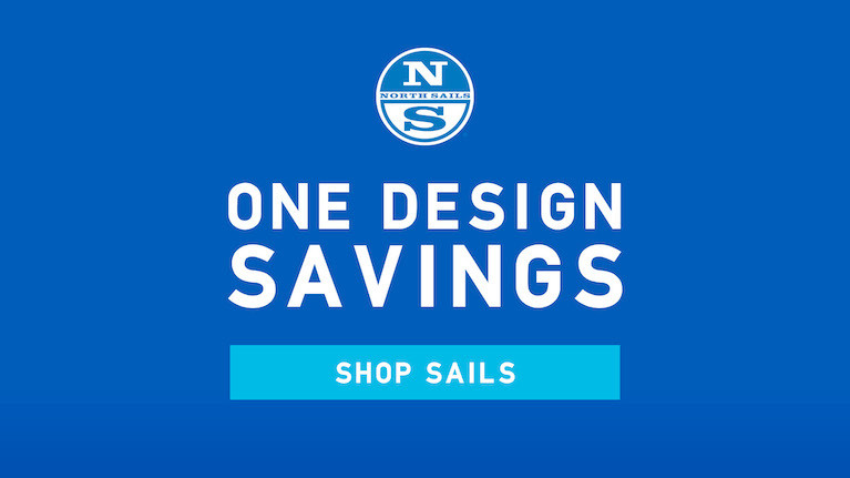 One Design Savings From North Sails Ireland