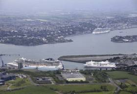 Port of Cork – Turnover for the year 2015 amounted to €29.8 million up from €26.4 million in 2014