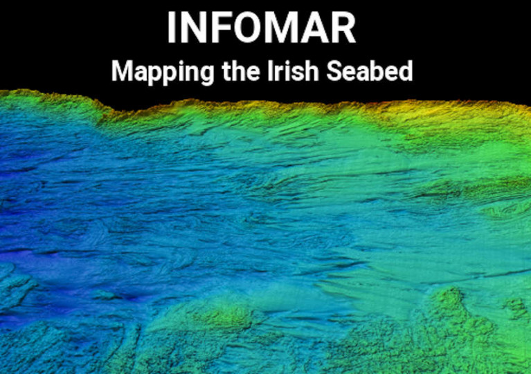 Hydrographic & Geophysical Surveys For INFOMAR In Celtic Sea & Atlantic Ocean