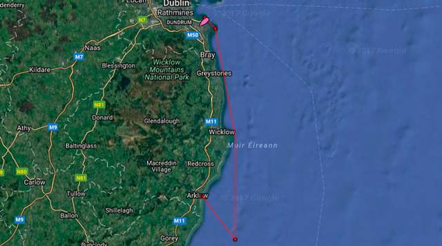 ISORA Fleet Heads For Arklow (Race Tracker Here!)