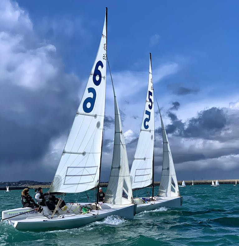 Eight Under 25 teams will battle it out in the club's fleet of four Elliott Six-Metre sportsboats