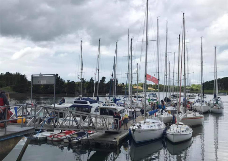 RYA Northern Ireland Releases Guidance For Boaters In 'Step 2' Out Of Lockdown