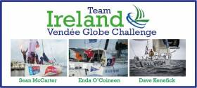 O'Coineen Launches Irish Vendee Globe Entry, Ireland's First Solo Round–the–World Sailing Bid in Paris
