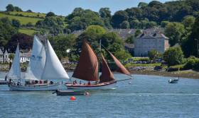 Crosshaven Trad Sail Returns This Weekend With Packed Programme