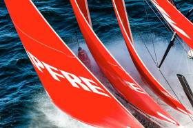 MAPFRE at full sail in the chase for first place