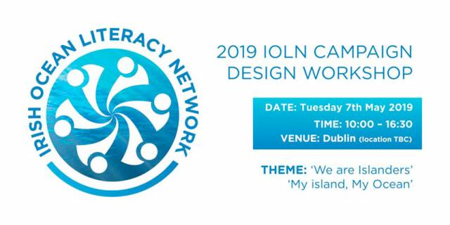 Final Call For Irish Ocean Literacy Network Campaign Workshop
