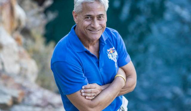 Greg Louganis Set For Red Bull Cliff Diving On Inis Mór