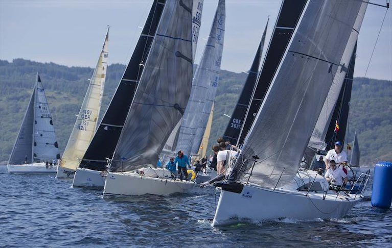 Scottish Series 2021 Moves Venue & Cancels Shoreside Entertainment In Bid to Stage Scotland's Biggest Sailing Event in May