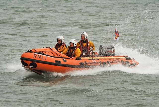 Fethard RNLI's locally funded inshore lifeboat Naomh Dubhán has been on service since February