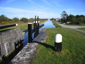 The Royal Canal at Kinnegad, Co Westmeath