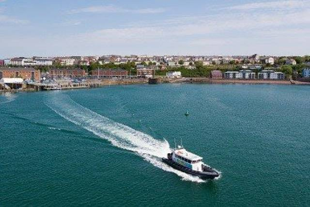 A pilot cutter Afloat adds is underway having set off from Milford Haven, south Wales where the waterway will be at the centre of the 'Haven of Heritage' event next week.