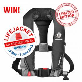 Win a Crewsaver Crewfit Sport 165N Auto Lifejacket Worth €88.95 in our free to enter competition below