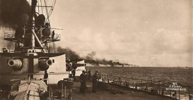 The Battle of Jutland was fought off the north coast of Denmark
