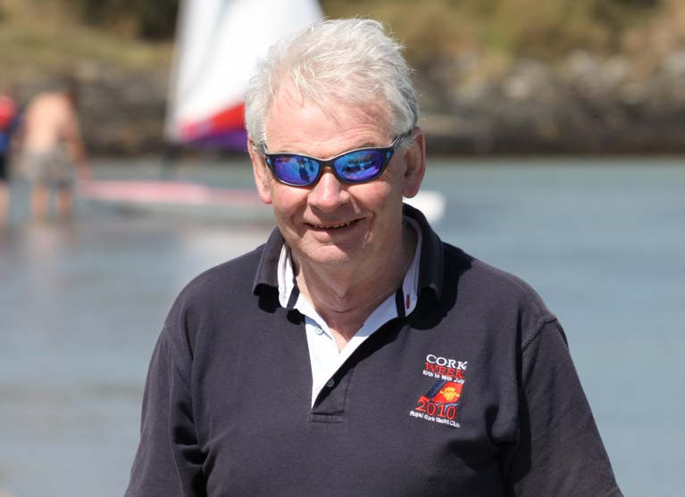 Irish Sailing President David O'Brien