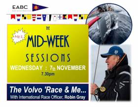 East Antrim Boat Club Launches 'Mid-Week Sessions' Talks Series