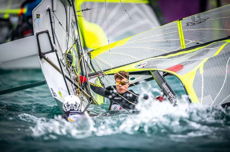 Fortunes Improve for Irish 49ers at European Championships