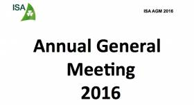Scroll down to read the full Powerpoint agm presentation