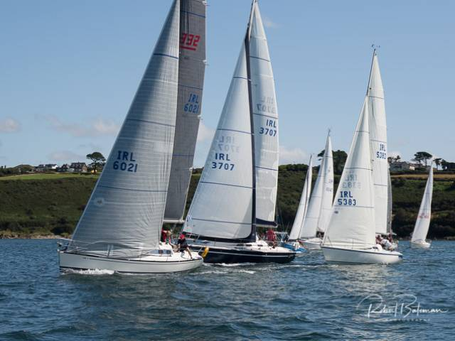 Royal Cork's 'At Home' Regatta 2019 - scroll down for photo gallery below