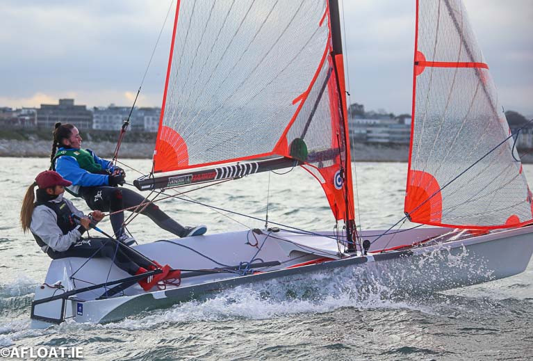 The 2020 Irish Youth Nationals have been cancelled.The 29er dinghy class hd been invited to take part for the first time