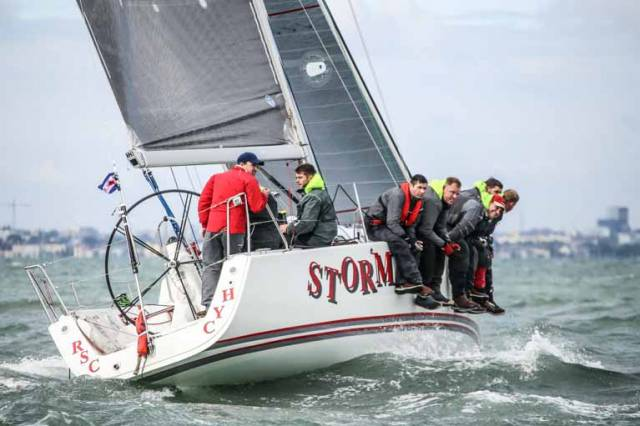 J109 Storm, a former ICRA class one champion
