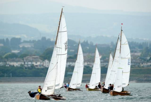 Mermaid sailors are heading for Howth Yacht Club this August