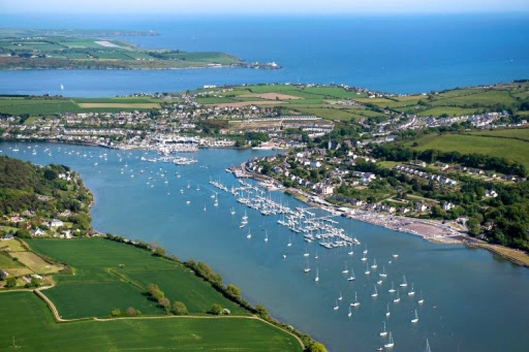 Royal Cork Yacht Club's Example is Inspiring in Cork Harbour's 50 Years of Progress