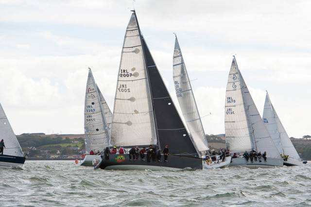 The CH Marine Autumn League will offer video debriefs on trim and set up after racing each day at Royal Cork Yacht Club