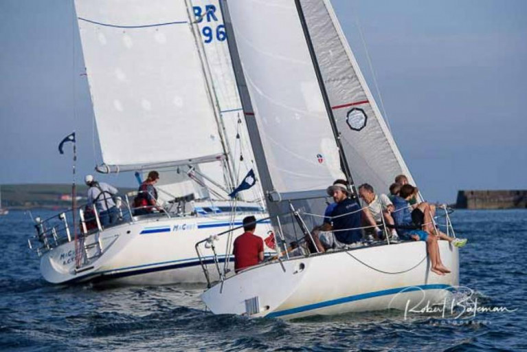 Two Clubs Resume Whitesail Yacht Racing in Cork Harbour