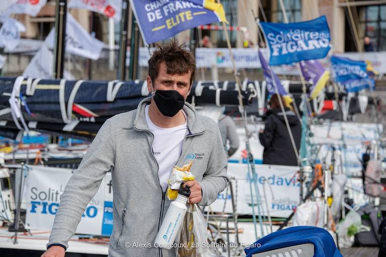 Ireland's Tom Dolan is one of a number of Irish sailors with Olympic ambitions in the new mixed keelboat class