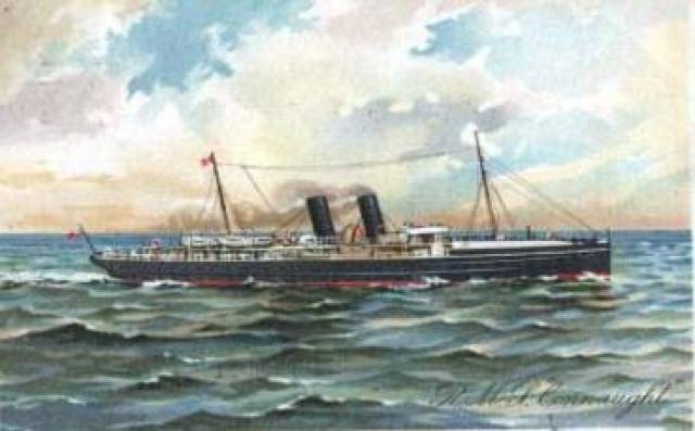 "Lecture: ""Leinster's Sister: The Sinking of the RMS Connaught"""