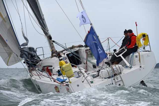 Fogerty's BAM Out of Round Britain & Ireland Race with Gear Breakages