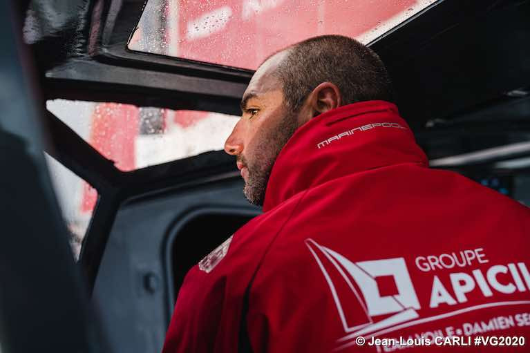 Paralympic Champion Seguin Moves Up To Third in Vendee Globe Race