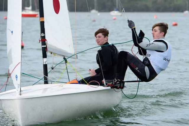 420 Dinghy Pair Win First Prize in Royal Cork Yacht Club's Horizon Energy PY 1000 Race