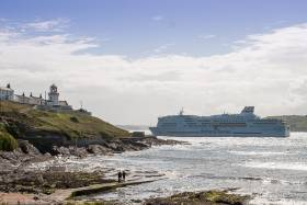 In 2017, Brittany Ferries carried more than 87,000 passengers, which was an increase of 4% on the previous season