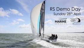 RS Dun Laoghaire Demo Sails This Weekend Includes R21 Greystones Maiden Sail
