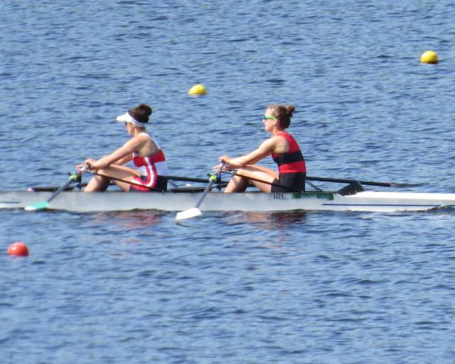 Ireland Rowing Team Chosen