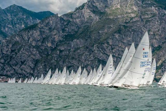 100 Stars – including one from Cork Harbour – are expected for next week's European championships on Lake Garda