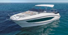 Artist's impression of the new Beneteau Flyer 10