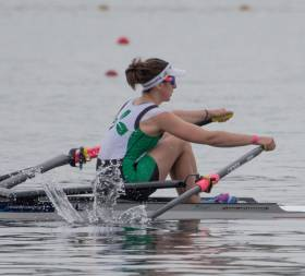 Walsh and Lightweight Pair Finish Fourth in European A Finals