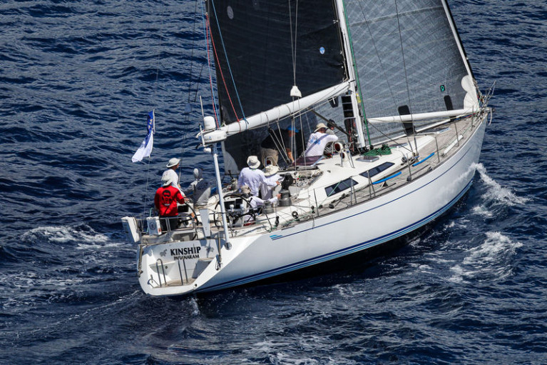 Glandore sailor Don Street is competing on Kinship in the 2020 RORC Caribbean 600