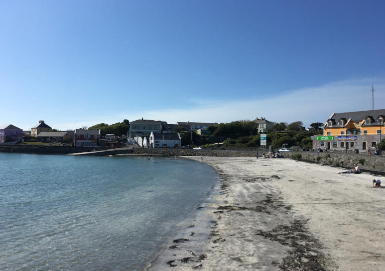 Inis Mór in the Aran Islands will not be welcoming tourists for next two weeks