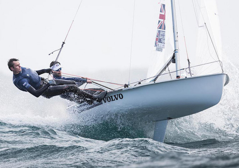 British sailing has been put on pause under the current coronavirus restrictions