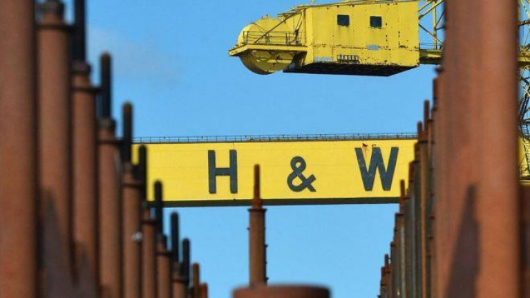 Shipyard Owner of Harland & Wolff Working on Wind Farm Project to Build Vessels