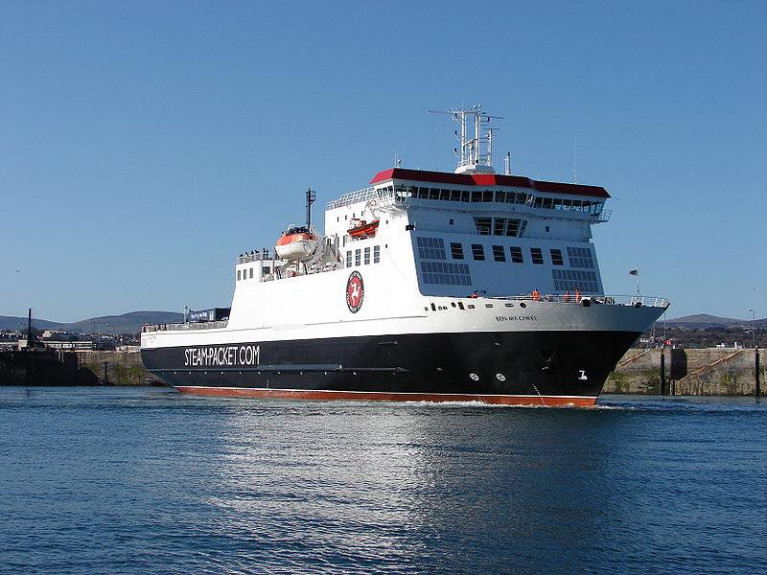 Manx Operator's Main Ferry Back as Travel Restrictions to Ease