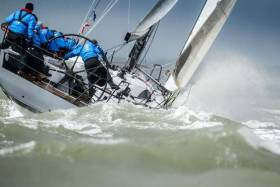 Conor Phelan's Jump Juice  from Royal Cork claimed RORC's IRC 2 prize