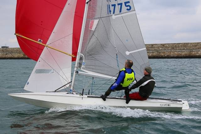 Dublin Bay Sailing Club (DBSC) Results for Tuesday, 24th May 2016