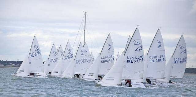 There should be some great racing as up to twenty Flying Fifteens are expected for the Northern Championships at Portaferry Sailing Club