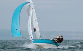 40 RS400s are expected for the Schull–based national championships