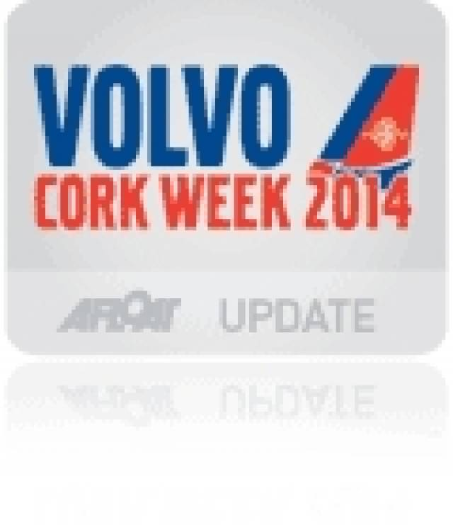 Baltimore Sailing Club's 'Catapult' Scores at Volvo Cork Week (Day Two)